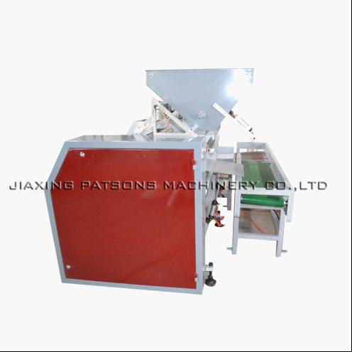 PALLET STRETCH WRAP FILM REWINDING MACHINE,