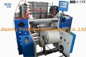 Automatic food paper rewinder