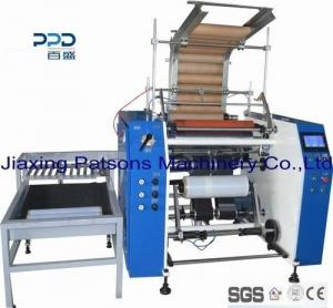 Automatic stretch film 16kg roll rewinding machine
