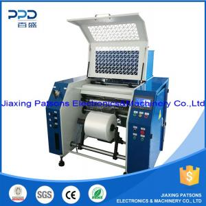 CE Safety Cover Automatic Food Cling Wrap Film Production Machine