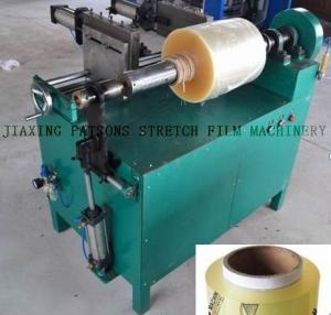 Cling Film Edge Cutting Machine