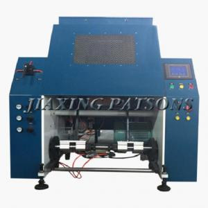 PE WRAP FILM REWINDING MACHINE