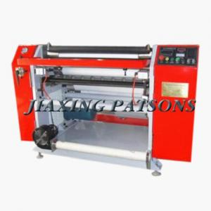 Pre Stretching Film Rewinding Machine