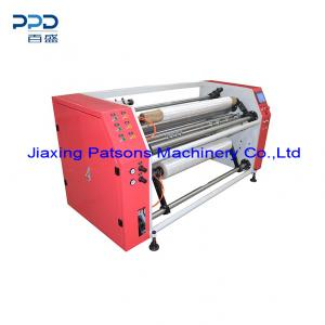 Stretch Wrap Film Perforating Rewinding Machine