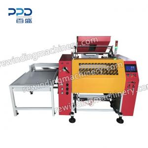 High Speed CE Cover Stretch Wrap Film Winding Machine